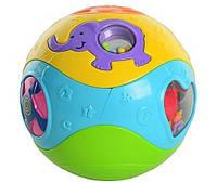 Музыкальная игрушка Мяч 0728 NL Winfan