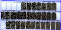 Дробь чугунная колотая (ДЧК) по ГОСТ 11964-81фракция 2,2