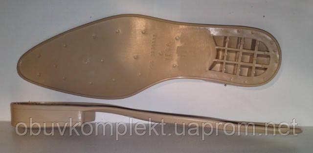 Подошва для мужской обуви TR VEGA беж