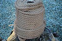Льняной канат 14 мм, 50 метров., фото 1