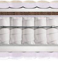 Ортопедический матрас Матролюкс Sofia двусторонний на пружинах PocketSpring, фото 1