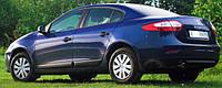 Стекло лобовое Renault Fluence (Рено Флюенс)