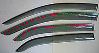 Ветровики ASP для Peugeot 301
