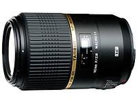 Tamron SP 90mm F/2.8 Di VC USD MACRO (для Canon)
