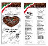 Кофе растворимый Nero Aroma 100% арабика 500 г  (exclusive)