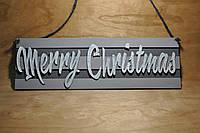 "Табличка ""Merry Christmas"", фото 1"