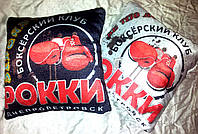 Виготовлення подушки з Вашим лого,фото