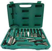 Многофункциональный инструмент со сменными зубилами и выколотками  Jonnnesway AG010143