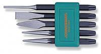 Набор кернов и зубил, 5 предметов  Jonnnesway M64105S