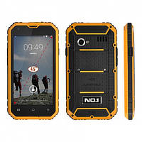 Смартфон NO.1 X-Men M2 IP68 (2SIM) black-orange черно-оранжевый оригинал