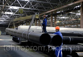 Трубы полиэтиленовые водопроводные напорные ПЭ-100 и ПЭ-80