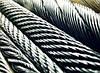 Канат из нержавеющей стали  ДИН 3055 (ГОСТ 3066-80) 10,00 мм,  Конструкция 7х7