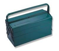 Портативный ящик для инструментов с 3 секциями: 470 х 220 х 350 мм  Jonnnesway C-3DH2