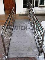 Пандусы для колясок в жилых домах