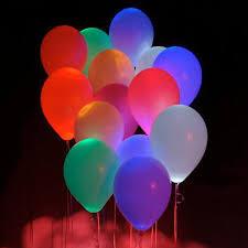 шарики со светодиодами