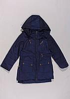 Пальто демисезонное для девочек (134-164)