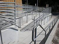 Строительство пандуса для инвалидов