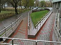 Пандус платформа