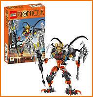 Конструктор Бионикл аналог лего Bionicle 711-2 KSZ