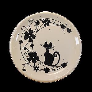 """Тарелка (м) """"Черная кошка"""""""