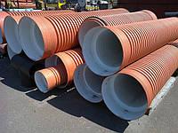 Трубы полипропиленовые SN8 канализационные безнапорные