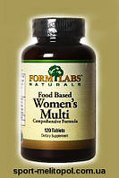 Form Labs Food Based Women's Multi 120 таб. «Женские поливитамины»