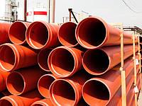 Трубы ПВХ канализационные безнапорные