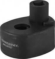 Многофункциональное приспособление для демонтажа рулевых тяг реечного РУ. 33-42 мм  Jonnnesway AN010092