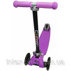 Самокат maxi plus (арт.H-333) scooter trolo micro трехколесный 21 st, фото 2