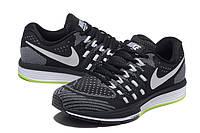 Мужские кроссовки Nike Air Zoom Vomero 11 черно-белые