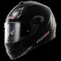 Шлем LS2 FF322 CONCEPT II GLOSS BLACK размер S