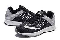 Мужские кроссовки Nike Air Zoom Elite 8 black-grey