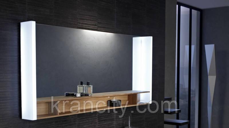 Зеркало для ванной комнаты Jacob Delafon Terrace EB1182-NF 100см. С подсветкой, Франция