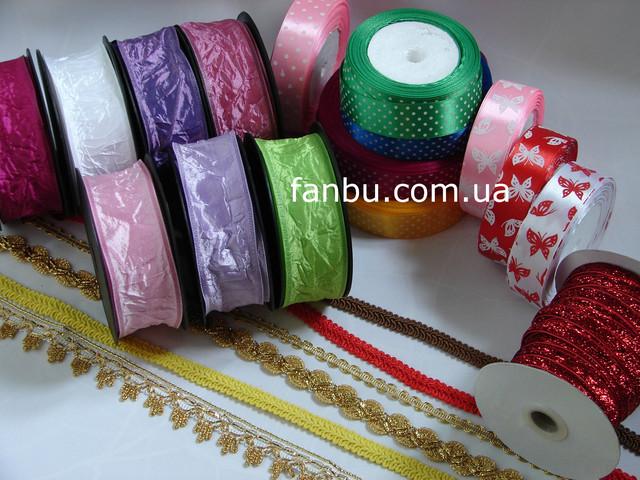 Оптовая продажа декоративной тесьмы от 1 рулона