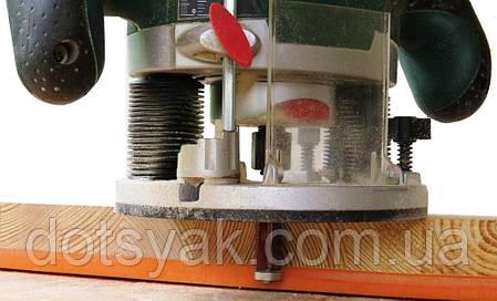 Шаблон гибкий для фрезерования 1200 мм 12х12мм, фото 2