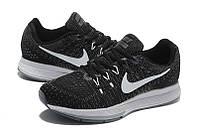 Мужские кроссовки Nike Zoom Structure 19 черные