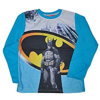 """Батник """"Бэтмен"""" трикотажный для мальчика от 5-8 лет"""