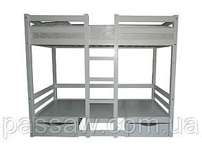 Кровать двухъярусная Л-304 0,9