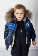 Зимний комбинезон Benetton для мальчика