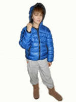 "Куртка для мальчика ""Флэш"" весна осень"