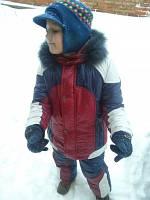 "Комбинезон зимний на мальчика ""Reima"""