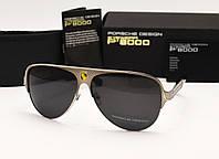 Мужские солнцезащитные очки Porsche Design 8580 цвет серый
