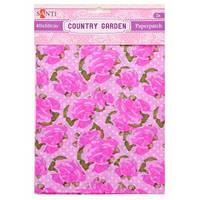 Бумага для декупажа, Country garden, 2 листа 40*60 см 952517
