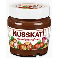 Шоколадно ореховая паста Nusskati 400 г. Германия!
