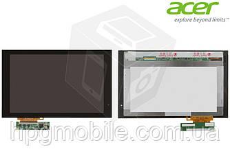 Дисплейный модуль (дисплей + сенсор) для Acer Iconia Tab A500, оригинал