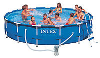 Каркасный бассейн Intex 28234 Metal Frame Pool 457x107 (28734)28234