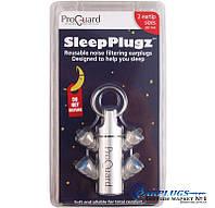 Беруши для сна ProGuard SleepPlugz, Англия. SNR 24дБ!