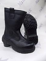 Сапоги утеплённые, металлический носок