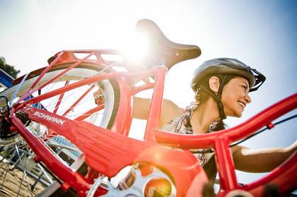 Как выбрать велошлем?