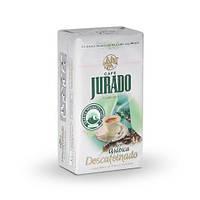 Молотый кофе JURADO  DESCAFEINADO 100% Arabica Natural